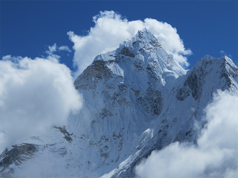 Ama Dablam - North Ridge