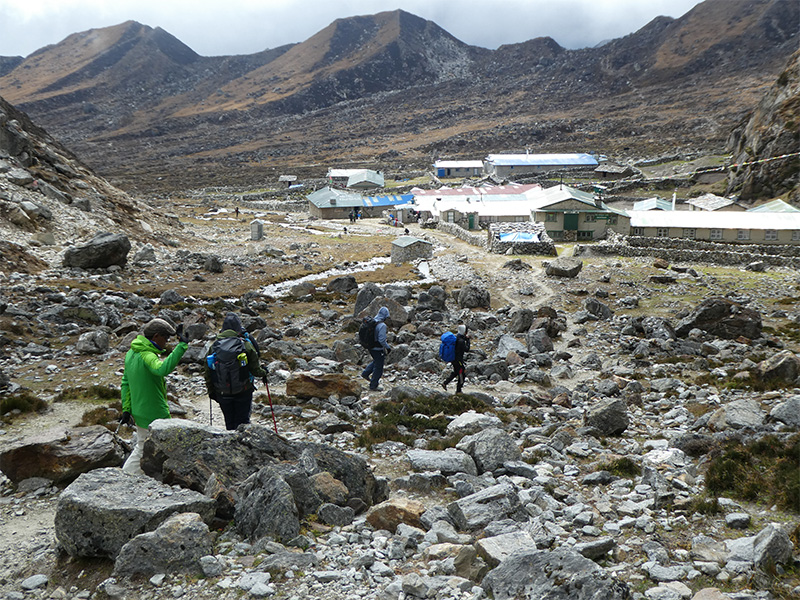 Everest Scenic Trek