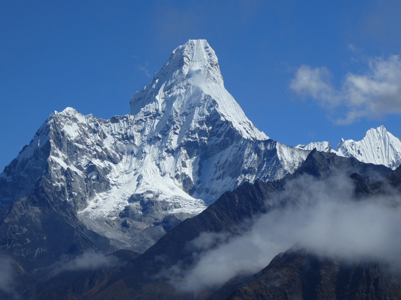 Ama Dablam & Lower Solu Khumbu Trek