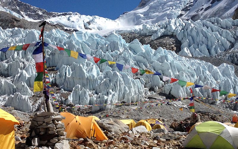 Makalu Advance Base Camp Trek with 'Project Base 8000'