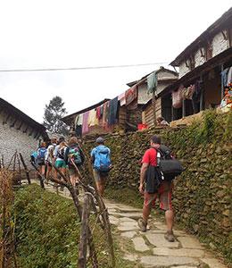 Annapurna Base Camp Trek | Trek | Expedition Base
